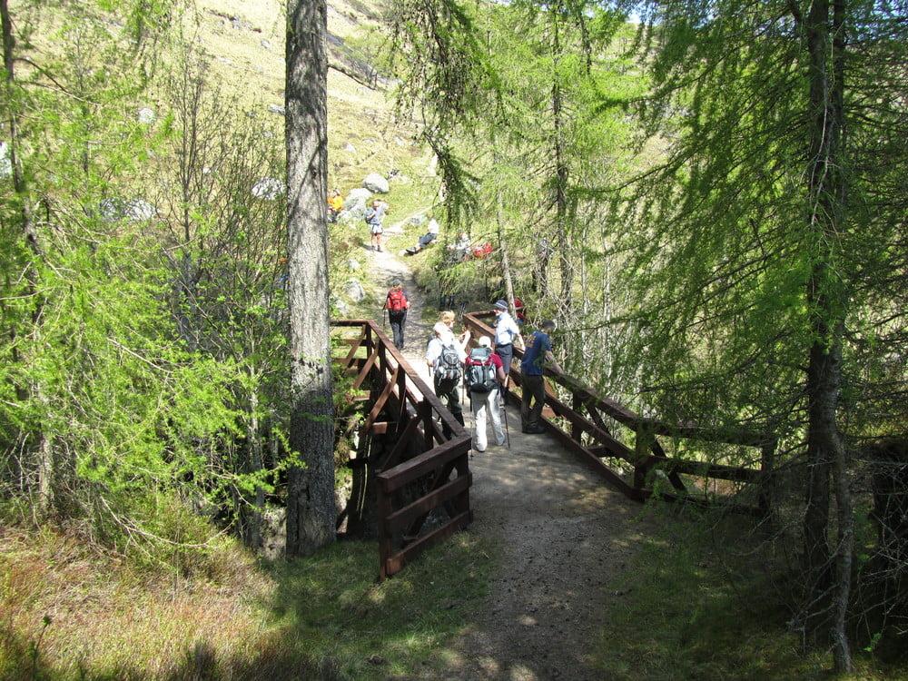 The Bridge at Bachnagairn